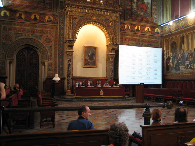 "Main conference room ""Paranimf"""